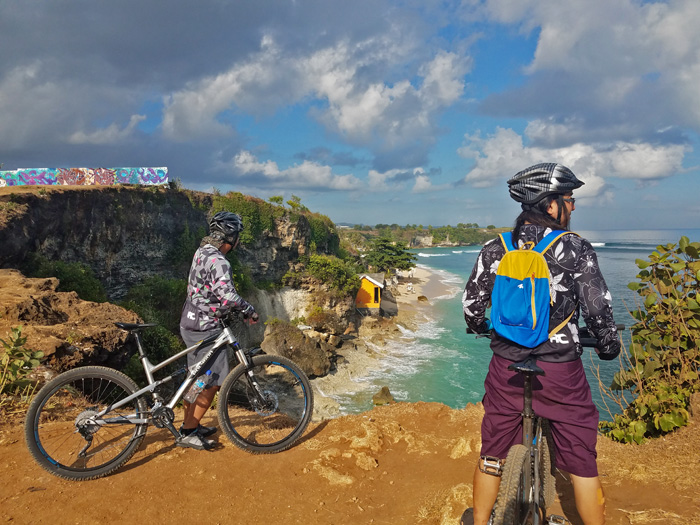 Jimbaran Mountain Bike  Tour