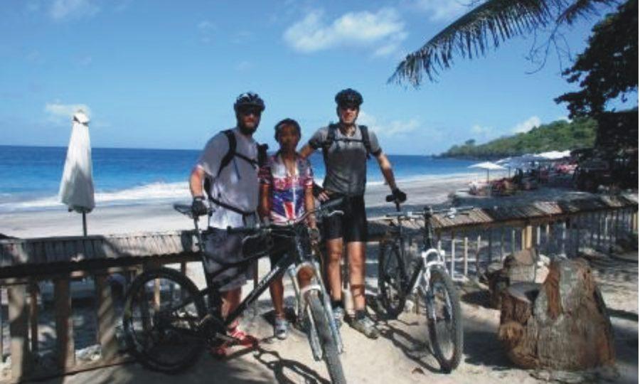 Bali Mountain Bike Tour