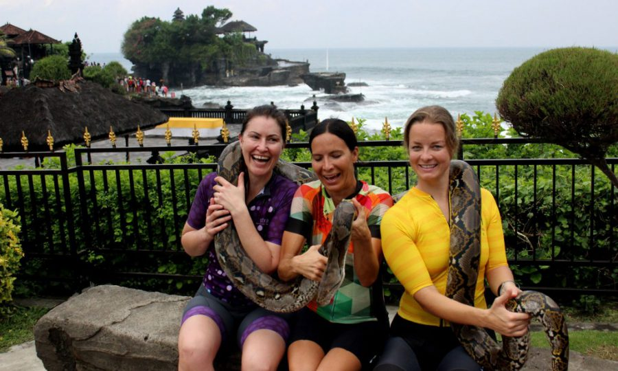 Road bike – Tanah Lot/Mengening Beach