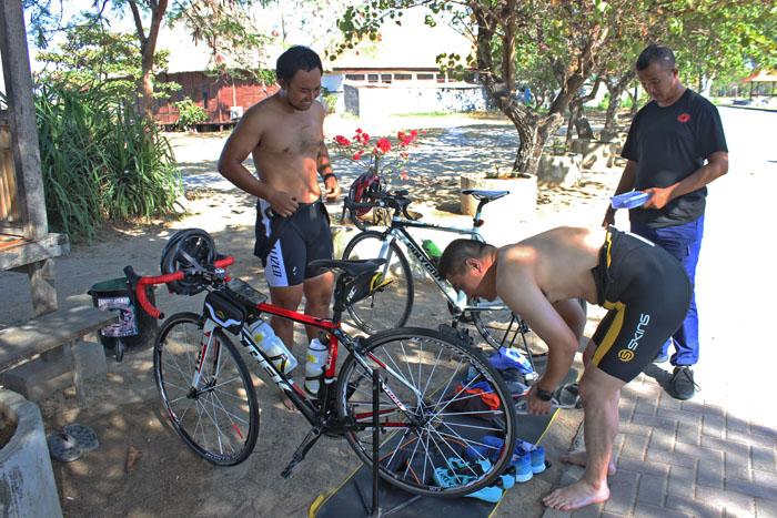 TRIATHLON TRAINING PROGRAM