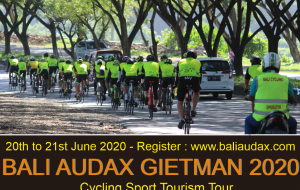 Bali Audax GIETMAN 2020