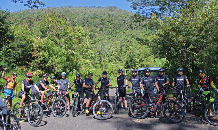 Mountain Bike Tour  at Bedugul-Jatiluwih- Margarana Track