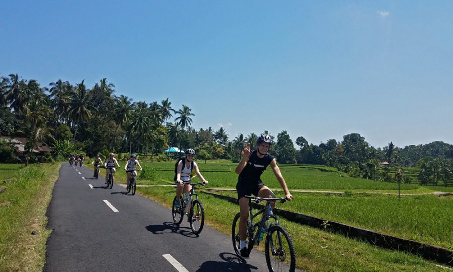 Jarak Balap Sepeda Jalan Raya Team Time Trial