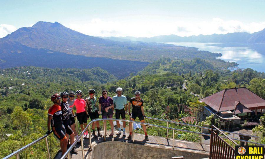 Road Bike – Batur Volcano