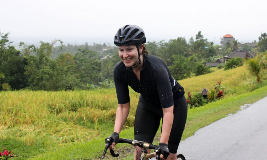Takut bersepeda di Bali?