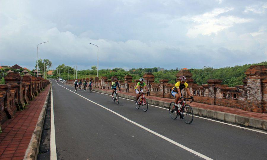 Road Bike – The area south of Bali