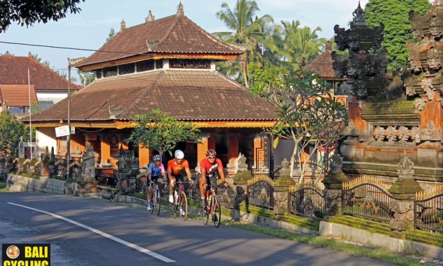Road Bike – Ubud/Tirta Empul
