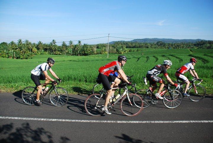 Bali Cycling Tour Program