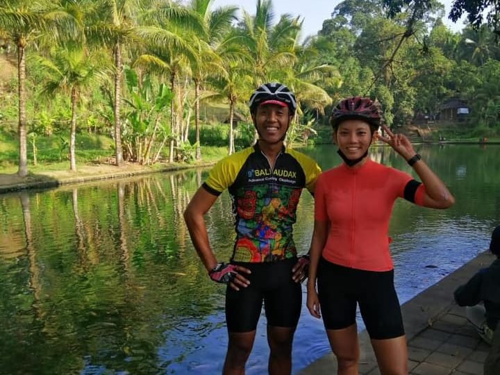 MTB Cross Country Sangeh Monkey Forest